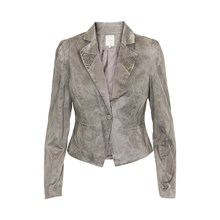 CREAM PAPAYA BLAZER 641084