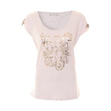 CREAM AYA T-SHIRT 632108
