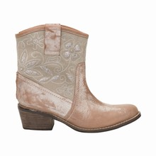 CREAM DELUXE WENDY BOOT 231404
