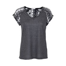 KAFFE GEORGIA LACE T-SHIRT 530546