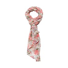 KAFFE ROSE SCARF 531087