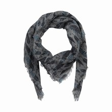 KAFFE FEATHER SCARF 52788