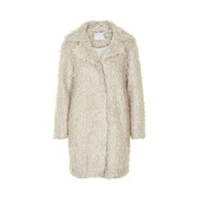 KAFFE ANNY FAKE FUR COAT 550626