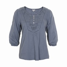 KAFFE VENDY BLOUSE 51743FG