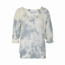 OCCUPIED VIOLA BLOUSE 012164