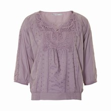 OCCUPIED VIOLA BLOUSE 012111