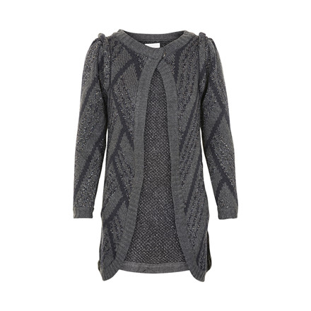 KAREN BY SIMONSEN PETA MIX CARDIGAN 43505