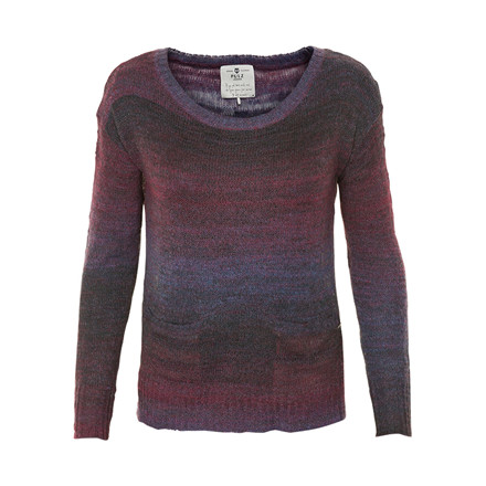 PULZ HARMONY L/S BLUSE VR