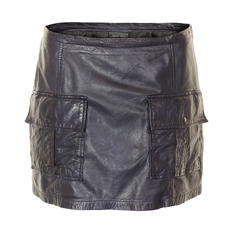 STELLA NOVA GLOVE LEATHER SKIRT 1406-4007