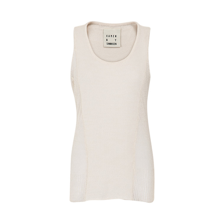 KAREN BY SIMONSEN LIONE TANK TOP 44031