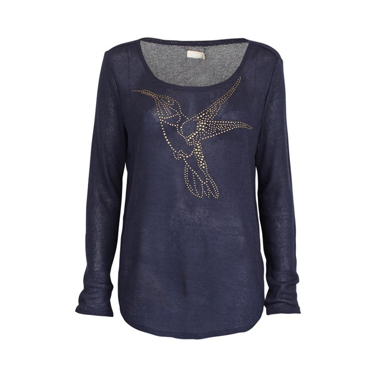 b.young BASI L/S BLUSE 801015