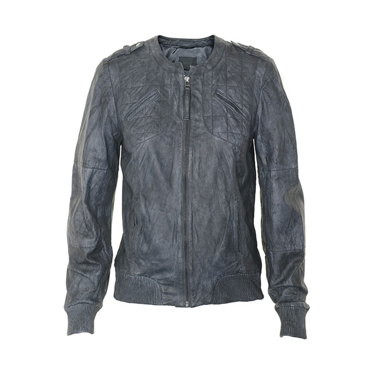 GESTUZ ACIM LEATHER JACKET 900064