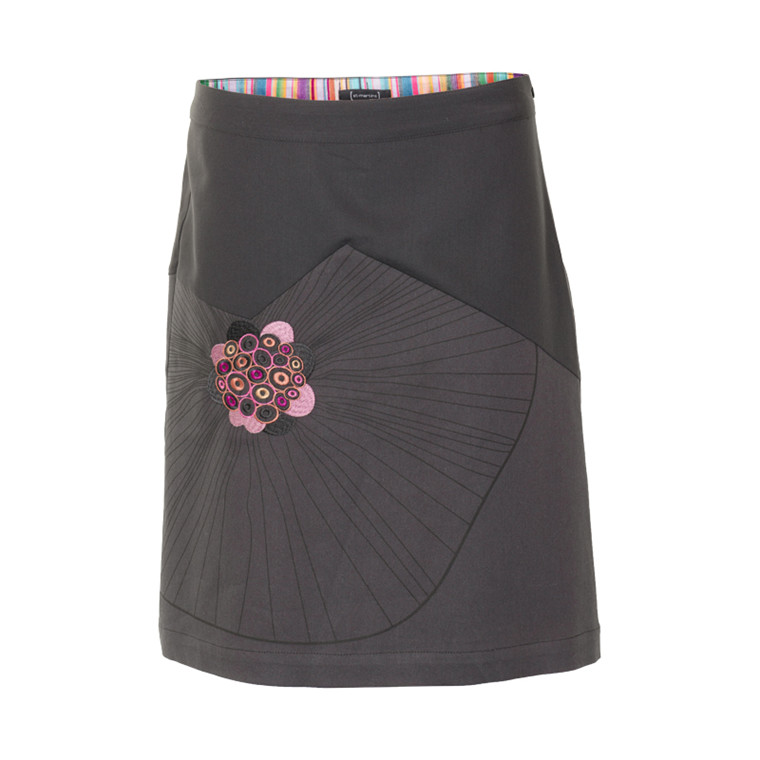 ST-MARTINS FIT SKIRT