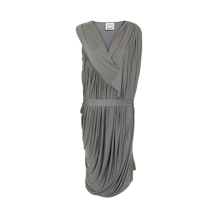 KAREN BY SIMONSEN ATTARA DRAPED JERSEY 43323