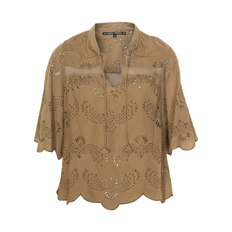 MUNTHE PLUS SIMONSEN MILL BLOUSE