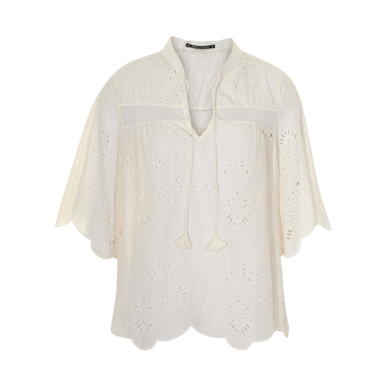 MUNTHE PLUS SIMONSEN MILL BLOUSE W
