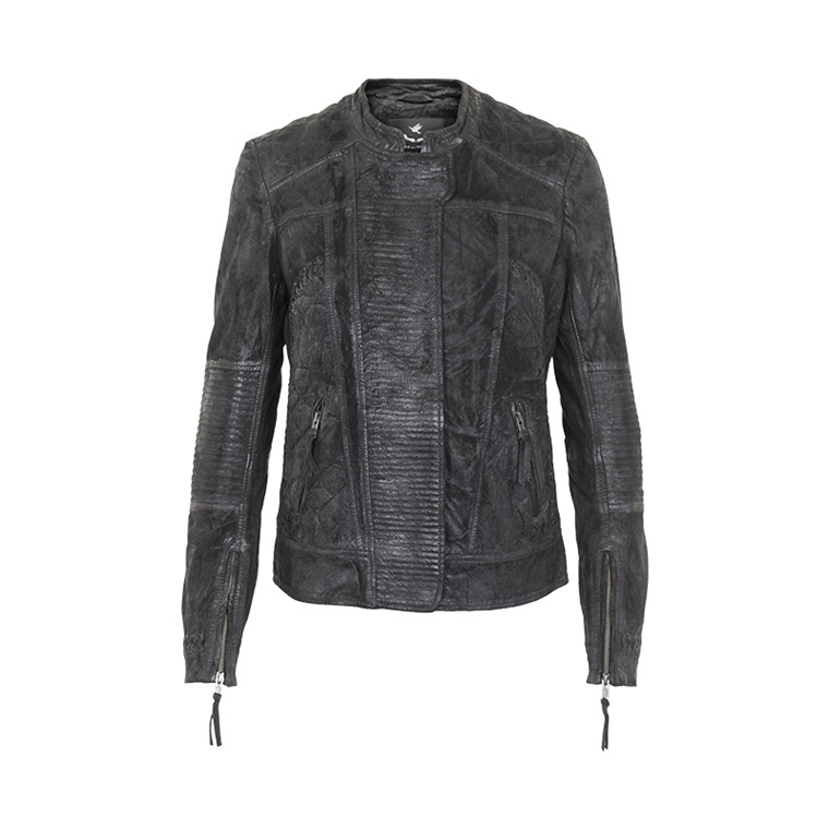 munthe plus simonsen PAULA LEATHER JACKET