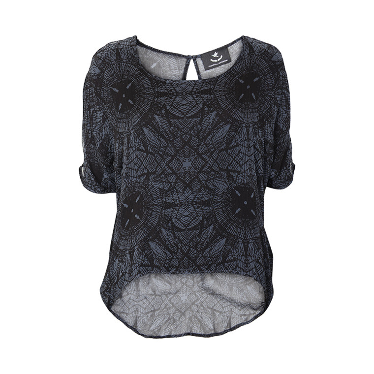 MUNTHE PLUS SIMONSEN ORKAN BLOUSE