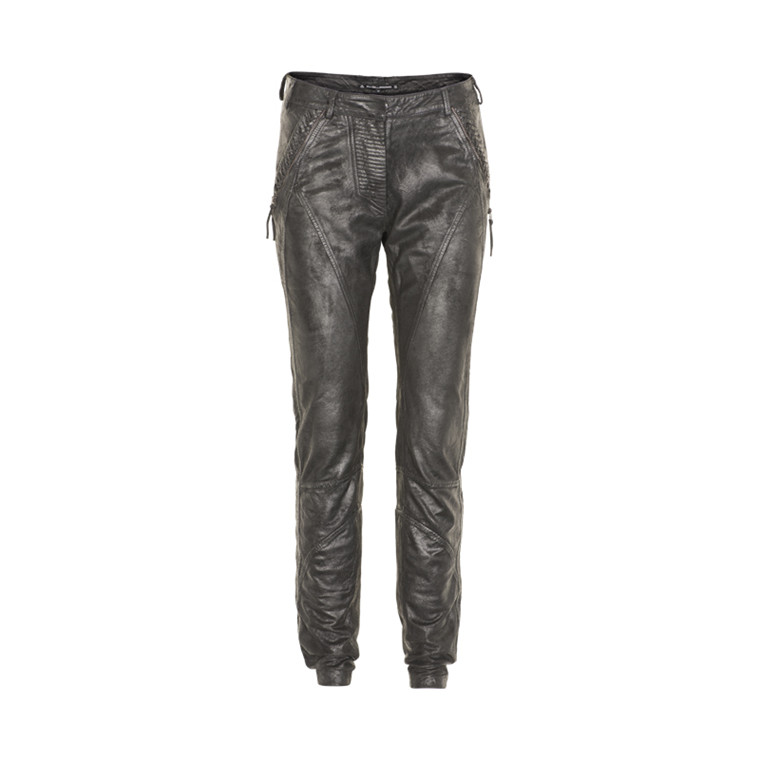 munthe plus simonsen PUCCA LEATHER PANTS