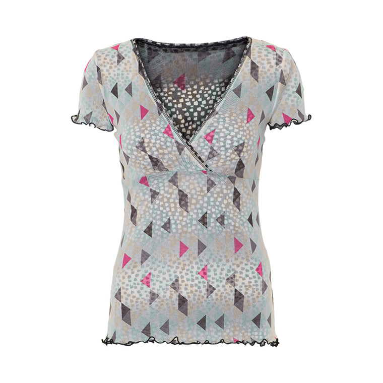 ST-MARTINS CLAUDINE BLUSE ME28