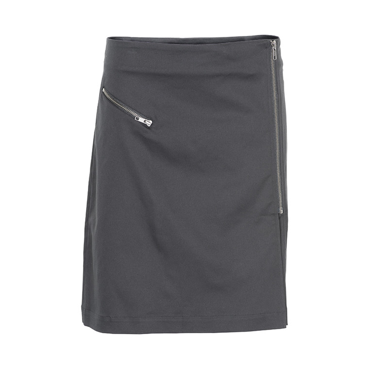 ST-MARTINS ZIPO SKIRT WOP