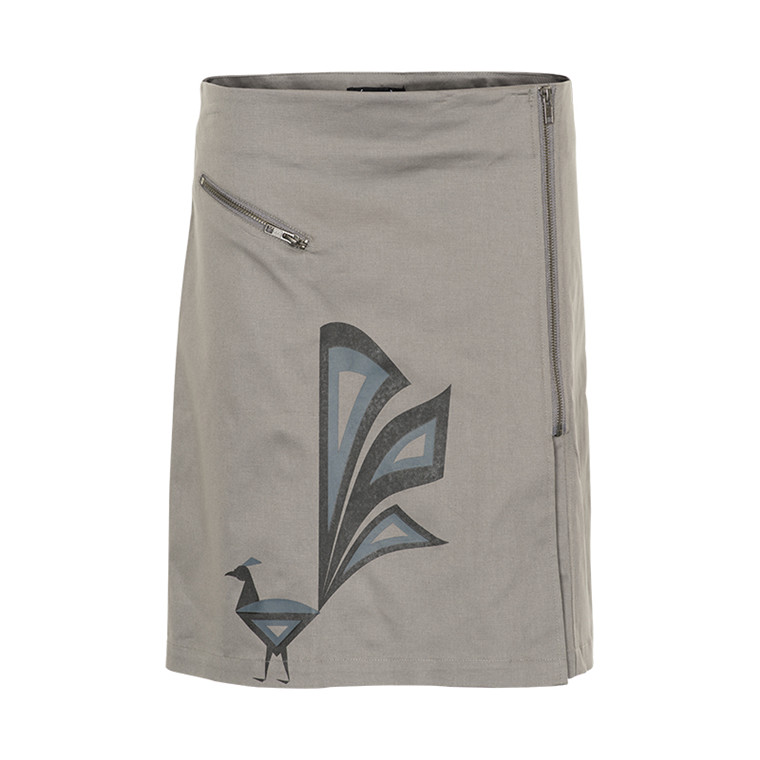 ST-MARTINS ZIPO SKIRT