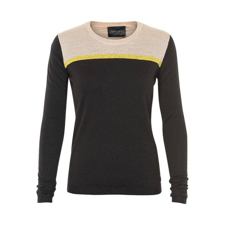 STELLA NOVA MERINO WOOL SWEATER 1415-4354