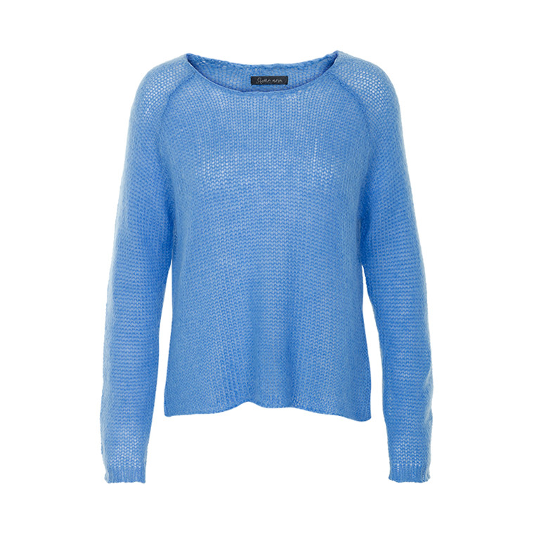 STELLA NOVA SUMMER MOHAIR SWEATER B