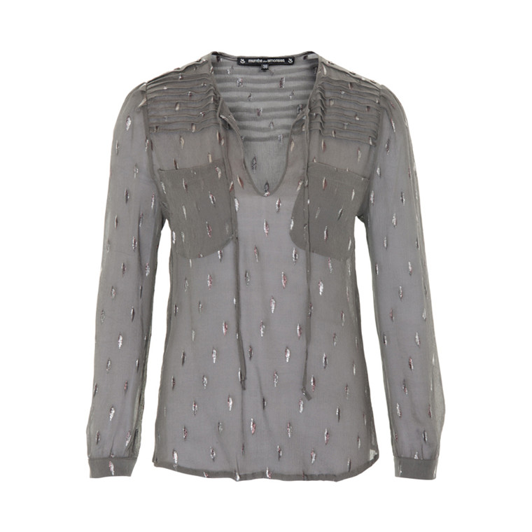 MUNTHE PLUS SIMONSEN TIK BLOUSE