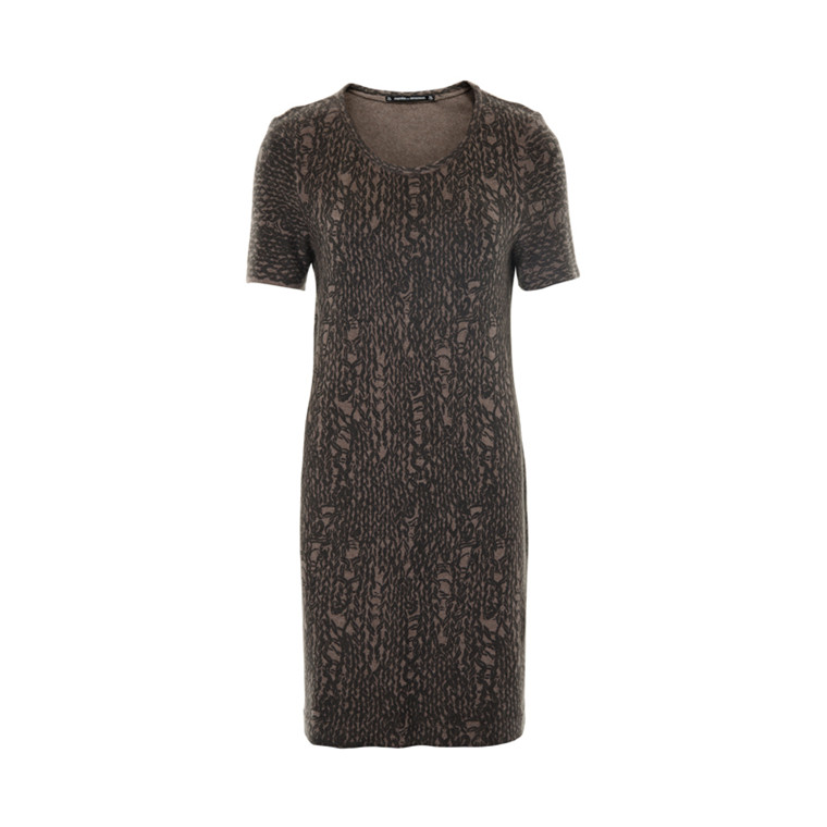 MUNTHE PLUS SIMONSEN TIMBER DRESS