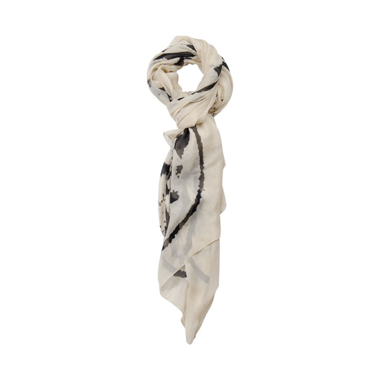 TUSNELDA BLOCH 561-5050 BIG SCARF S