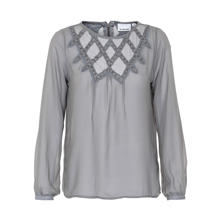 b.young ILUKA L/S BLUSE 802192