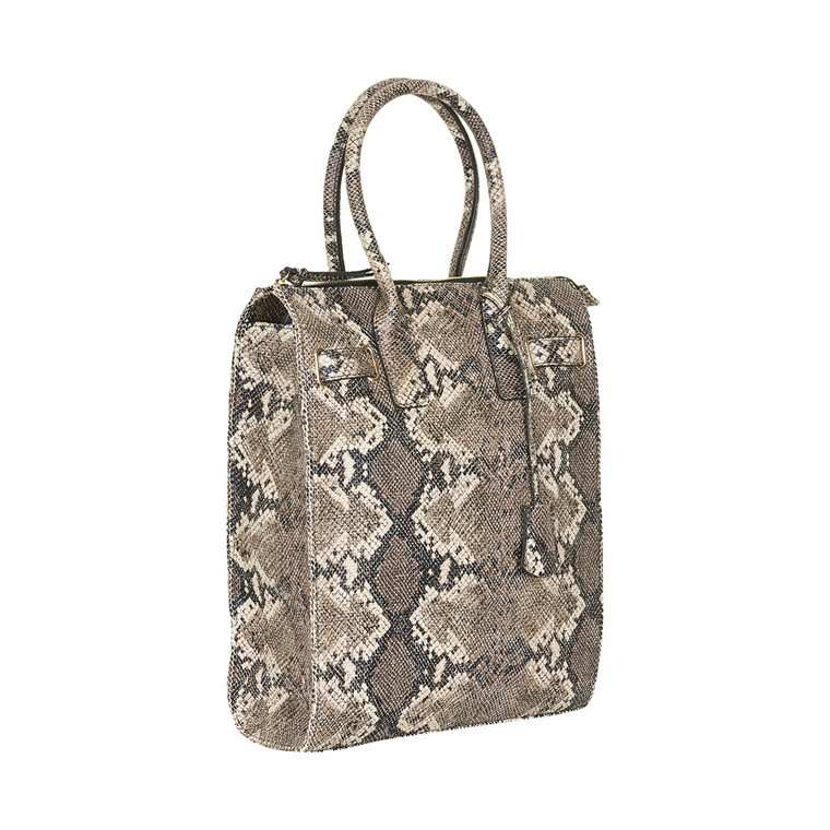 From Lou SNAKE TALL BAG 648780