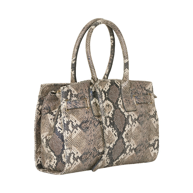 From Lou SNAKE LOW BAG 648781