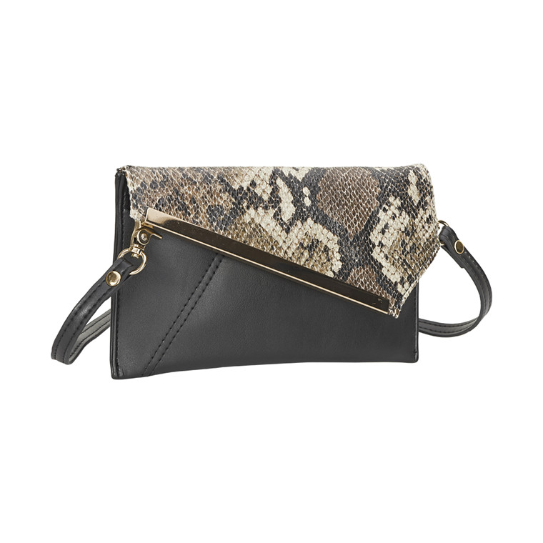 From Lou SNAKE CLUTCH 648782