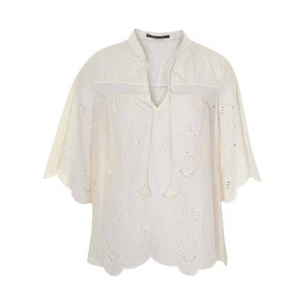 MUNTHE PLUS SIMONSEN MILL BLUSE W
