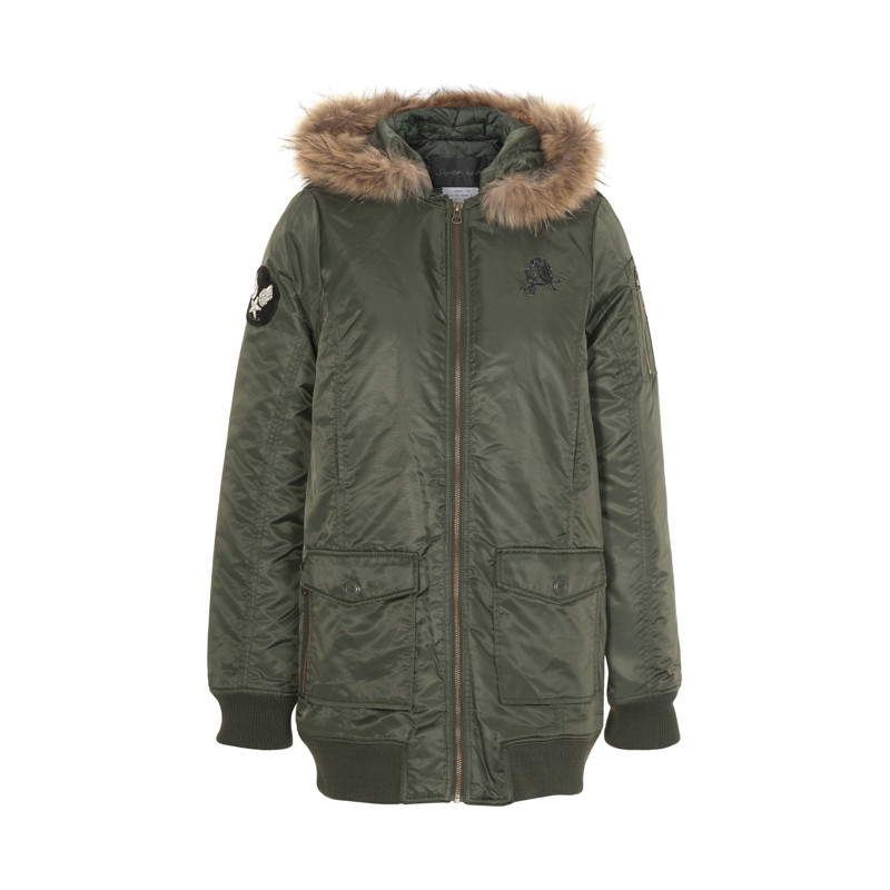 Stella Nova Parka Coat 1021-2841