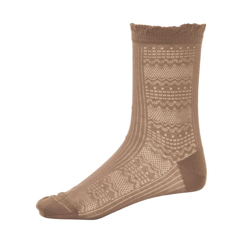 Stella Nova Lace Socks 1294-3456 N