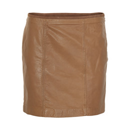 STELLA NOVA LEATHER SUITI.SKIRT 1189-3785