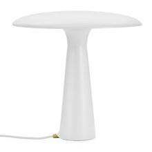 Shelter Bordlampe - Hvid - fra Normann Copenhagen