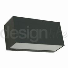 Asker Sort - Udendørslampe