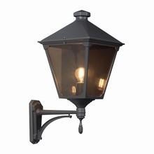 Classic Udendørs Væglampe Model A fra Noral