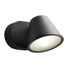 Cup 1 Væglampe - Black - Light-Point