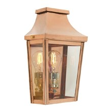 Chelsea Kobber Væglampe