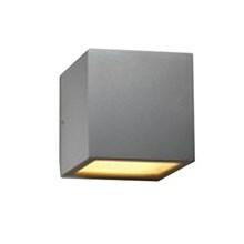 Cube Væglampe Downlight