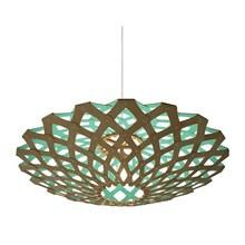 Flax Aqua pendel Lampe fra David Trubridge
