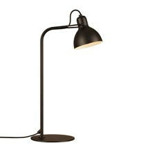 Focus Mini Bordlampe - Sort fra Seeddesign