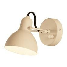 Focus Mini Væglampe - Hvid fra Seeddesign