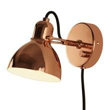 Focus Mini Væglampe - Kobber fra Seeddesign