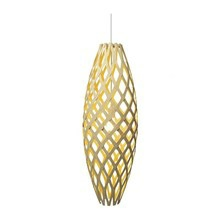 Hinaki Pendel Yellow Lampe fra David Trubridge